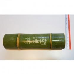 대나무 베개(통)